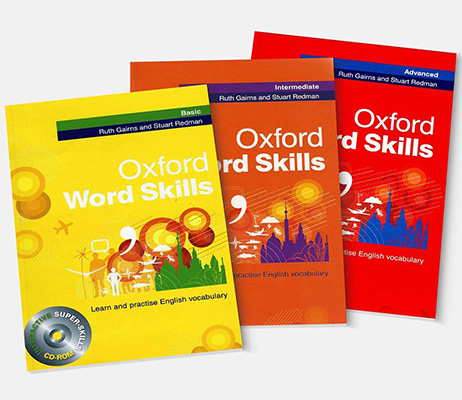 Download Oxford Word Skills Basic + Intermediate + Advance trọn bộ
