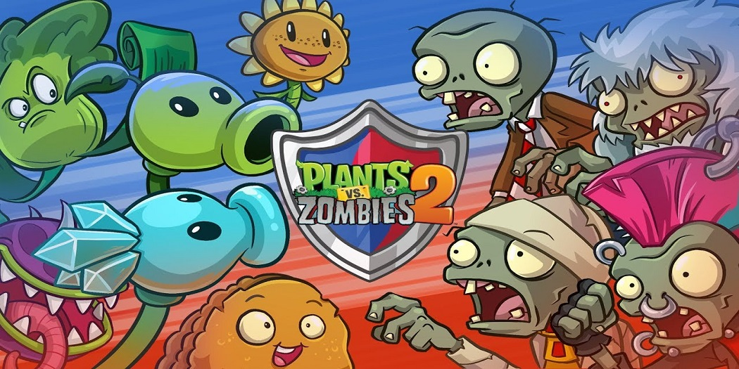 Plants vs Zombies 2 hack mod APK cho Android